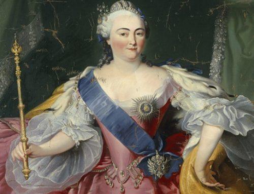"Caterina II di Russia ""Malata"" di Sesso"