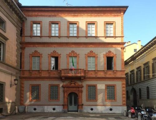 Milano: Traces on Alessandro Manzoni