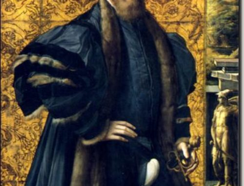 Intimo Maschile: Breve Storia della Braghetta