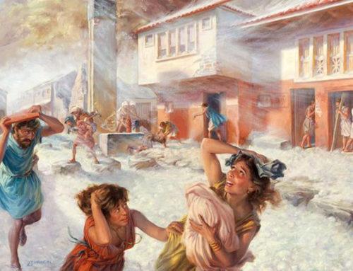 Distruzione di Pompei: 24 Agosto o 24 Ottobre?