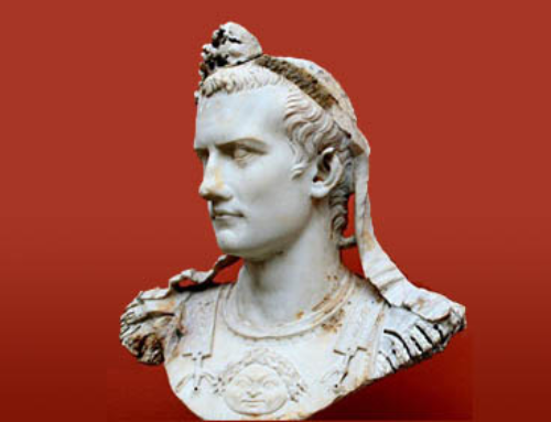 Because Caligula it called So? The Roman Caliga