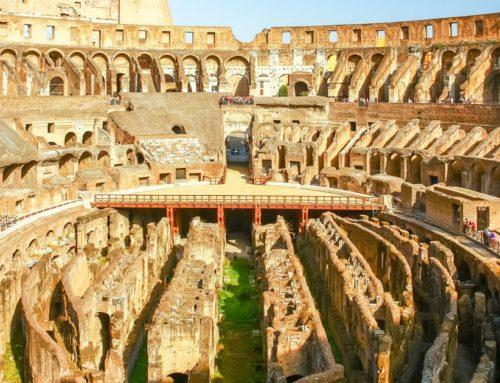 Colosseo: una Scoperta Interessante
