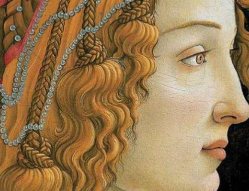 Simonetta Vespucci, Bellissima del Rinascimento