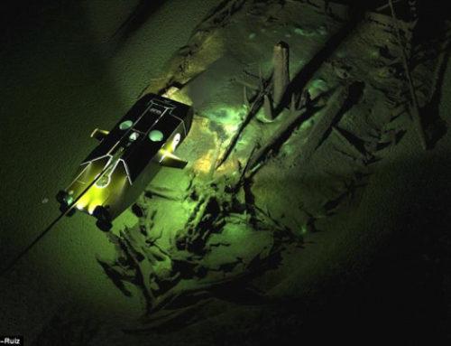 Relitto di Nave più Antico del Mondo Trovato nel Mar Nero