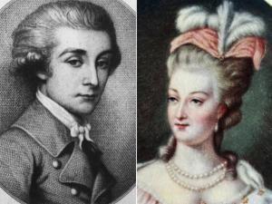 Maria Antonietta e Fersen