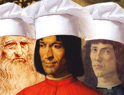Cialdoni Toscani: Ricetta di Cucina di Lorenzo il Magnifico