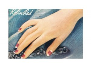 pomata per unghie