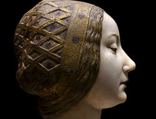 Isabella of Aragon and Leonardo da Vinci were lovers?