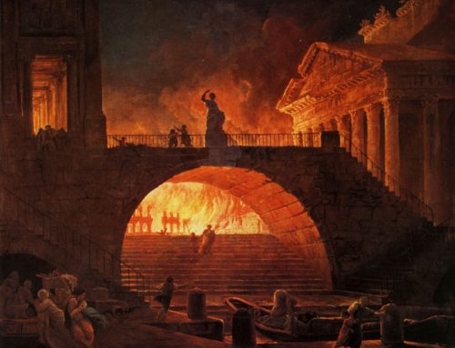 Fire of Rome 64 d.C: Who were the (Data) culprits?