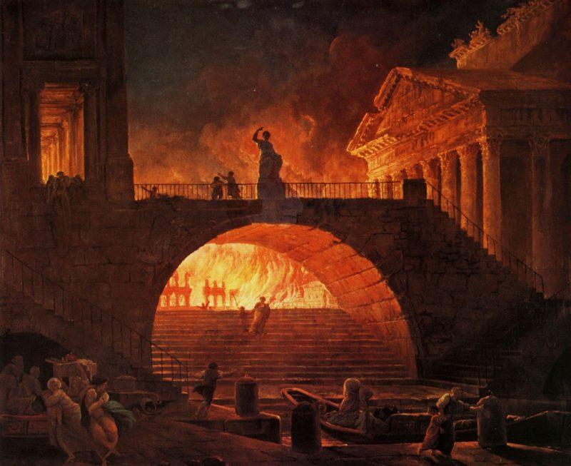 Incêndio de Roma