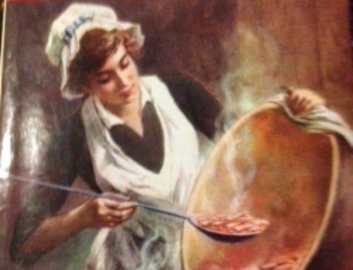 """Coliflor-Uso di Romagna: Ricetta Tratta dall'""""Artusi"""""""