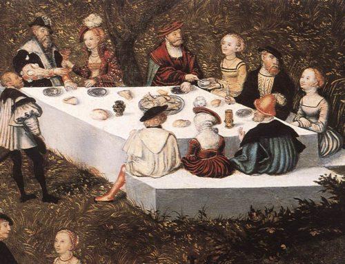 Cena di Natale alla Corte di Ivan il Terribile: un Menù Strepitoso