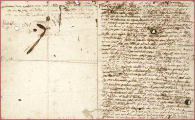 last letter of Marie Antoinette