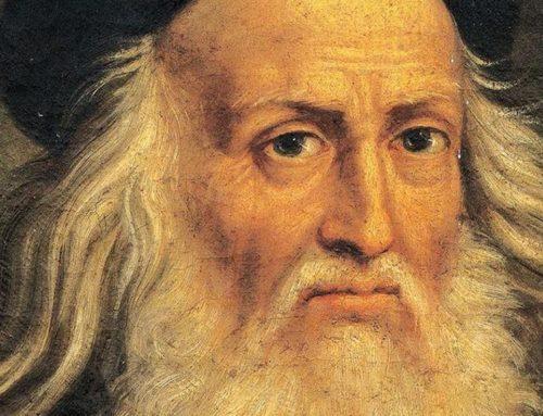 Ciocca de Leonardo da Vinci cabelo vai Análise e Exposed