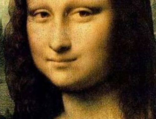 Gioconda: that's why it's right that he is in France