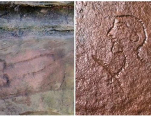 Engraved Penis 1800 Years Ago Found in Hadrian's Wall