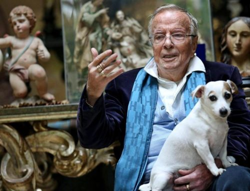Franco Zeffirelli and Solita, Unbearable Hypocrisy Italian