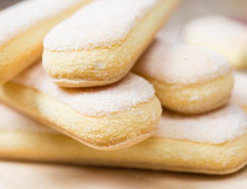 savoiardi: Quando foram estas Inventado Biscuits?