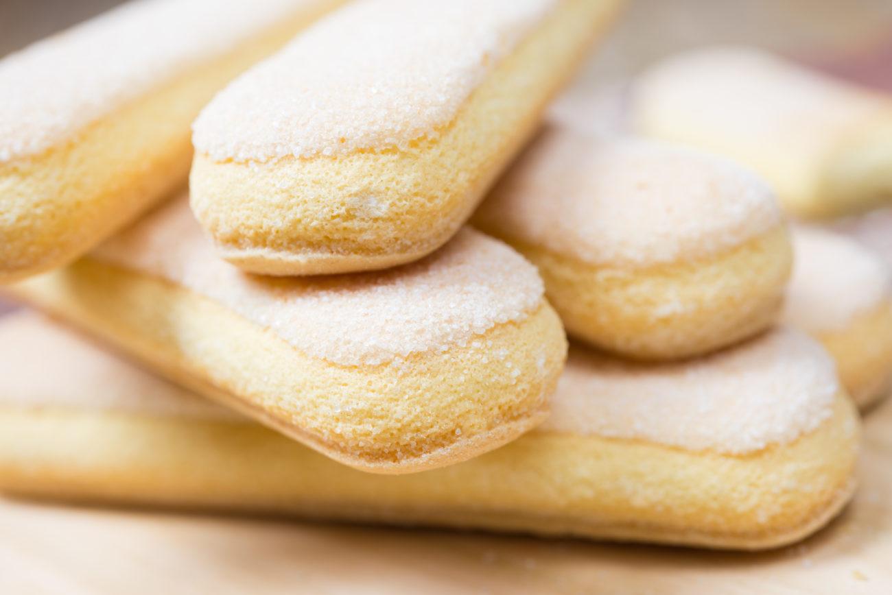 savoiardi biscuits