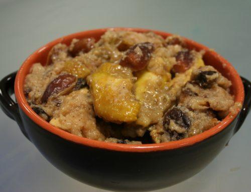 Ambrogino Hühnertrockenfrüchte: Mittelalterlicher Weihnachtsrezept