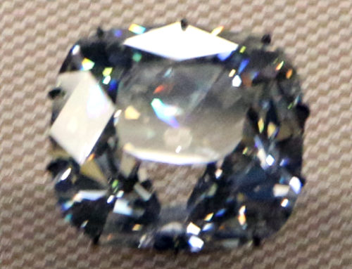 regente: Historia de una suerte Llevar diamante