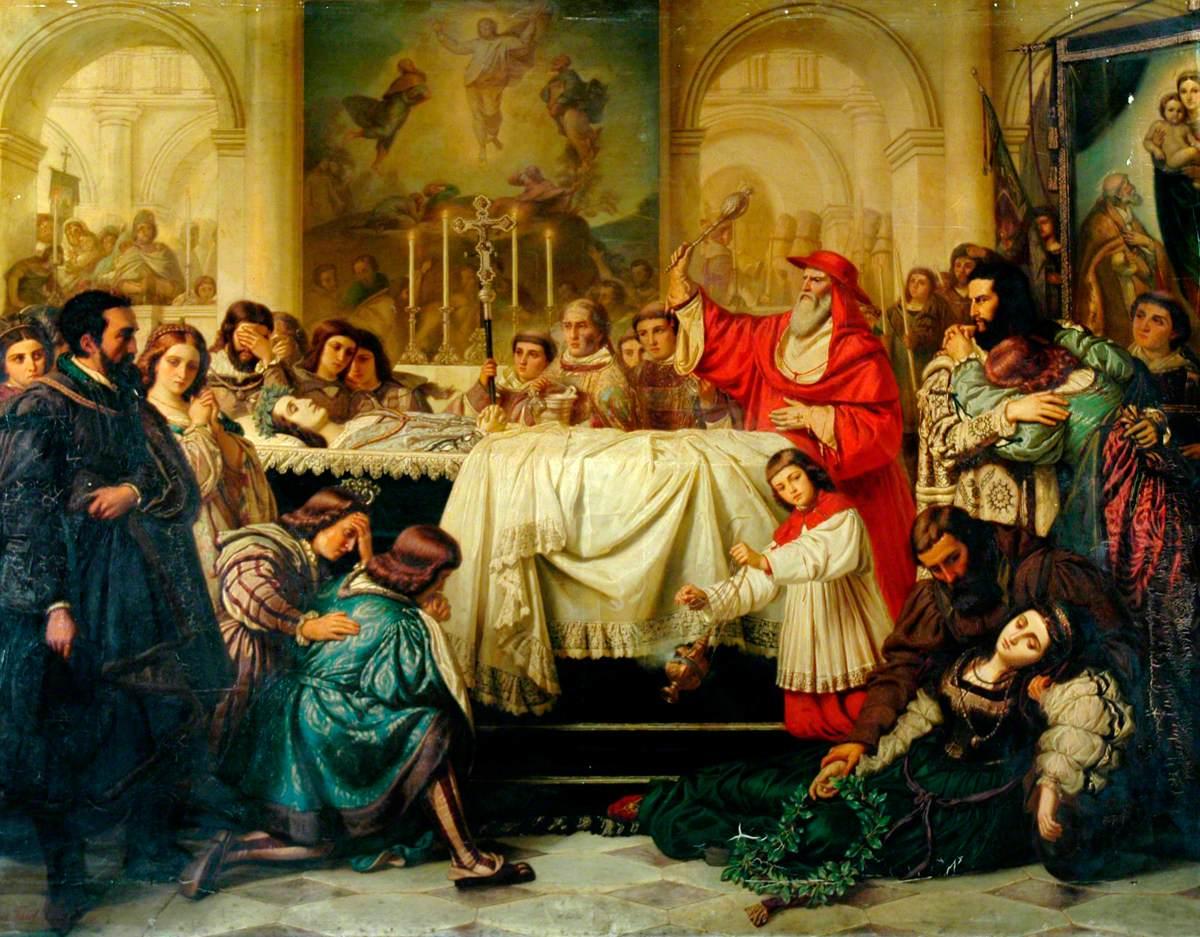 morte di Raffaello