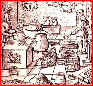 Risultati immagini per igiene medioevo