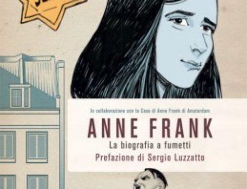 Anne Frank a Fumetti