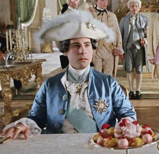 días Luis XVI
