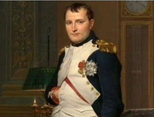 """Show """"Ei fu. Napoleon Bonaparte aus dem Piemont nach Europa"""" ein Cherasco (CN)"""