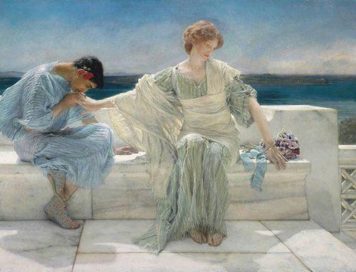 Single im alten Rom: Ehe gesehen als Hassle
