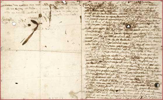 ultima lettera di Maria Antonietta