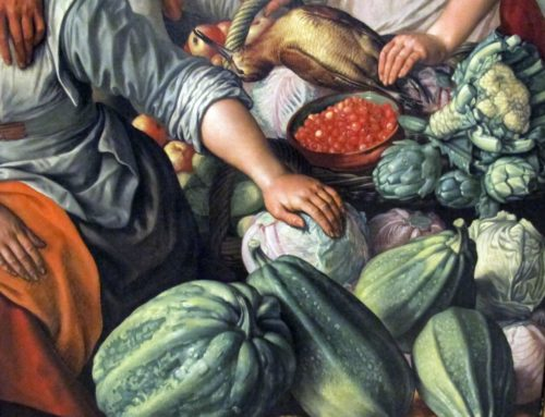 "Eating habits ""new"" In the Renaissance: Vegetables and Fruit Favorite"
