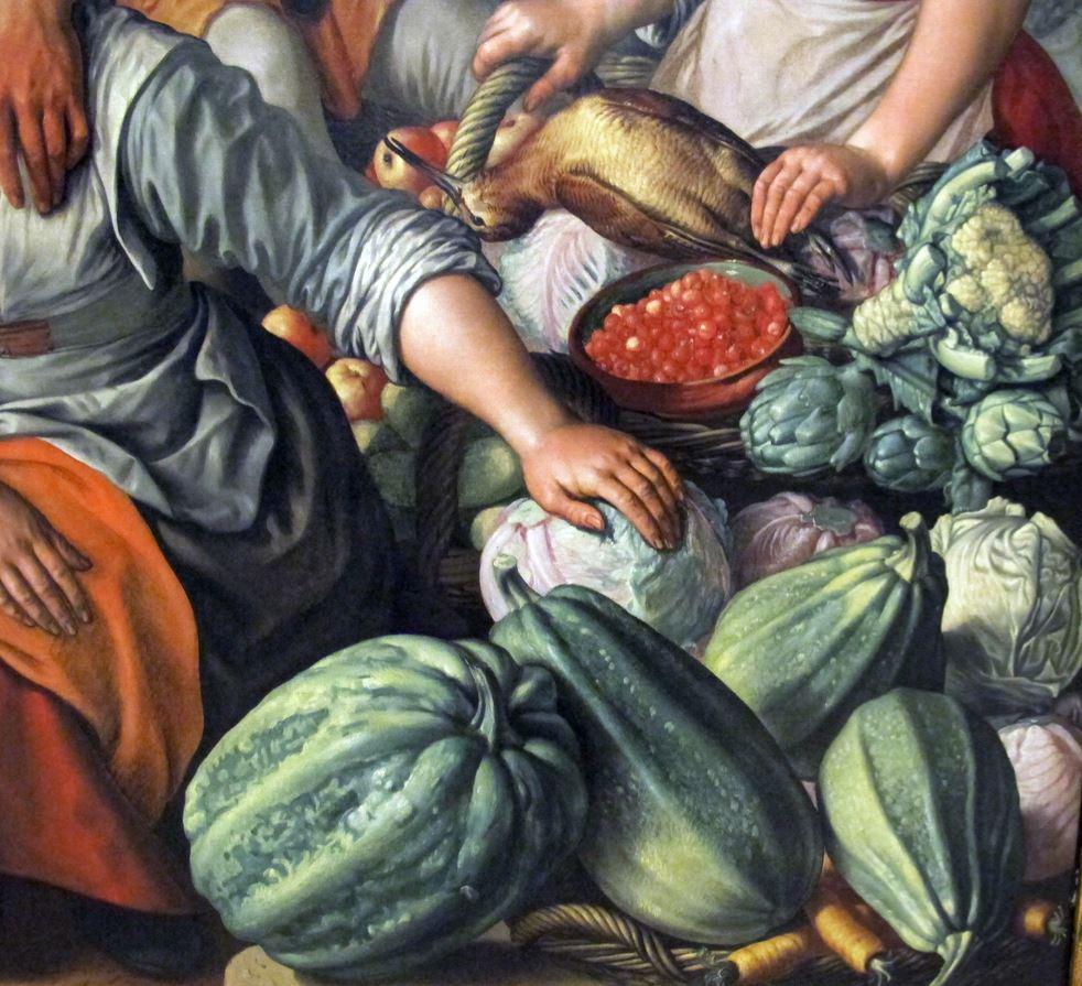 hábitos alimentares da Renascença
