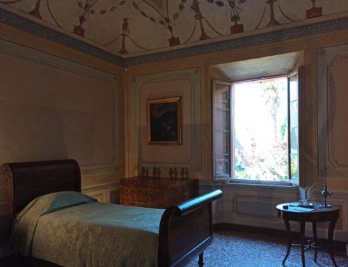 Casa Leopardi Recanati: Las habitaciones privadas de Giacomo están abiertas al público.