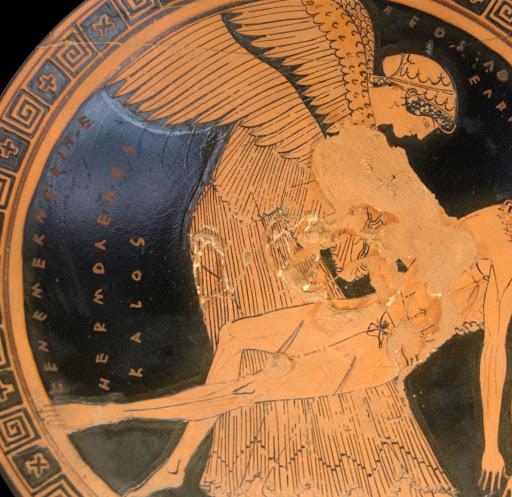 pornai antigua grecia