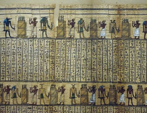 Fables in Ancient Egypt: even the Egyptians Told them to their Children