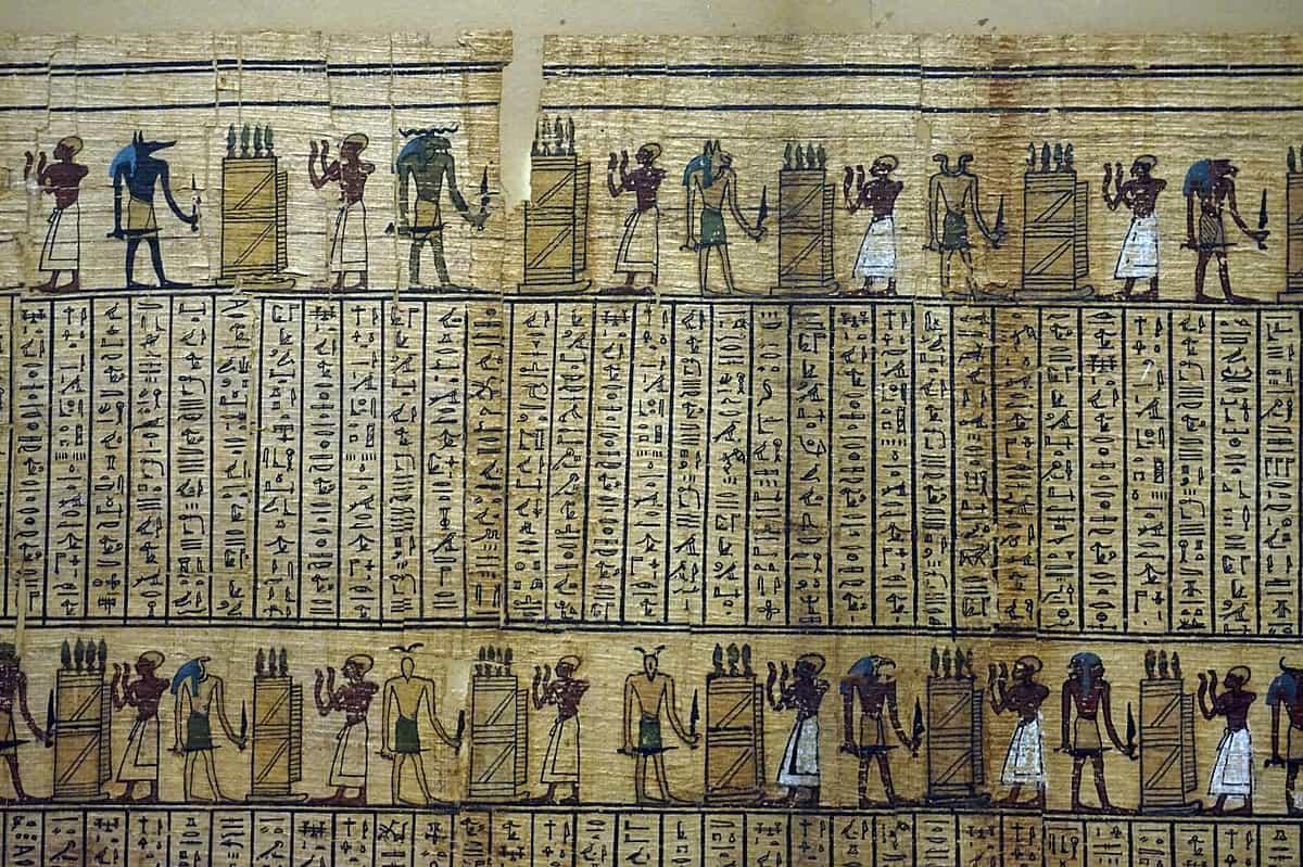 fábulas en el antiguo Egipto