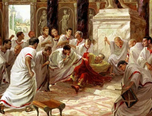 Death of Julius Caesar: Bad Omens and Bad Dreams before the Tragedy