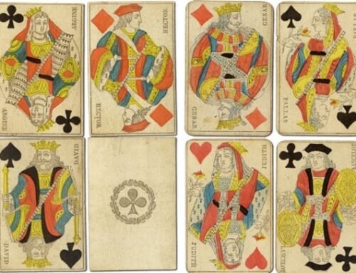 Playing cards: Origins of a pastime that does not know Sunset