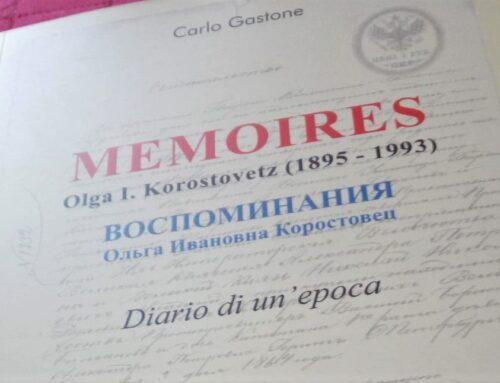 """Olga Ivanovna Korostovetz: """"Memoires"""" de uma Rússia que não existe mais"""