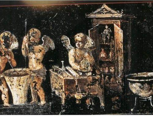 Perfumes na Roma Antiga: Recipientes para ricos e pobres